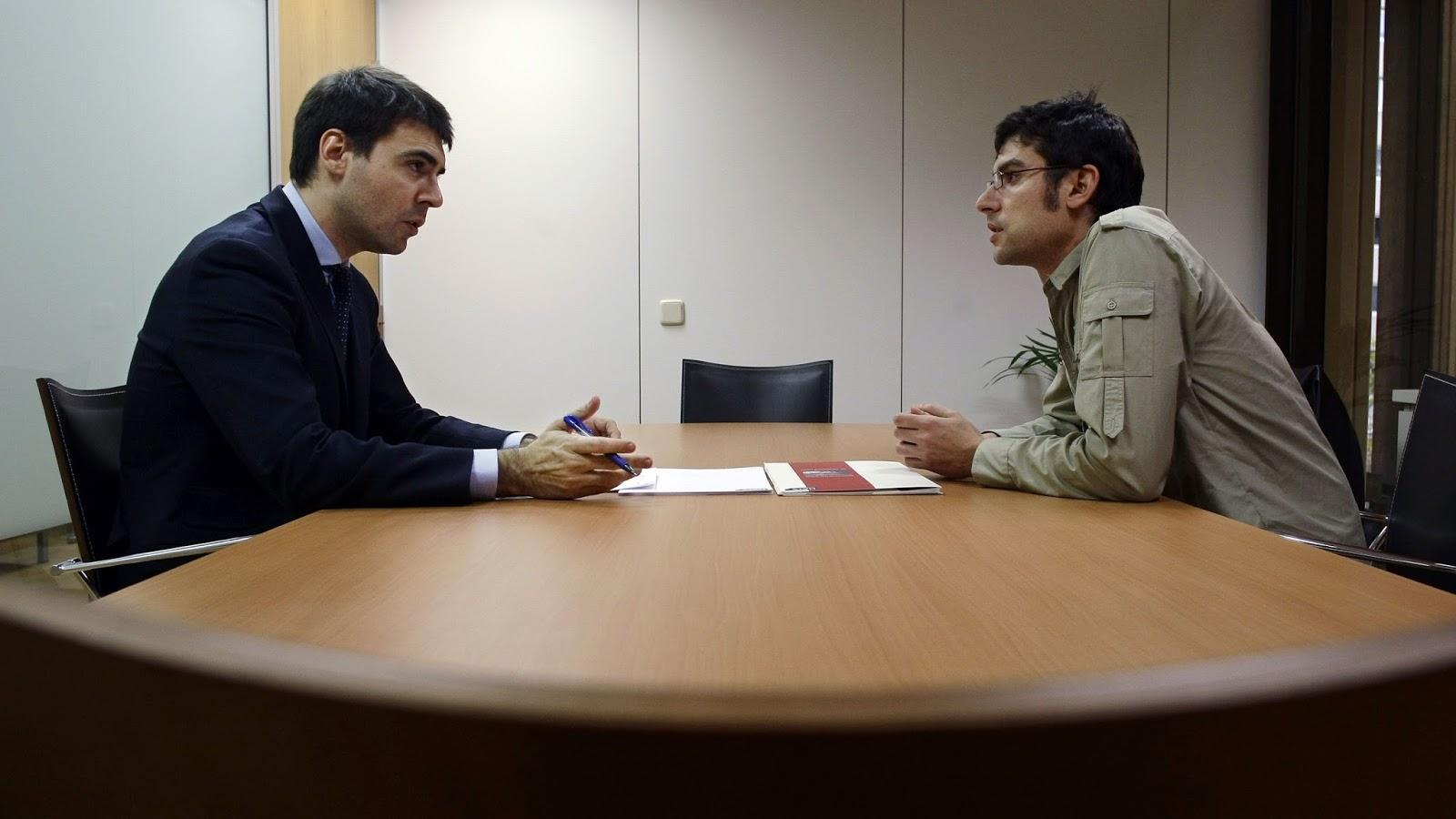 the conversation between interviewer and interviewee goodfriends5 best interview process