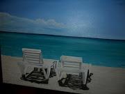 Pintura al oleo de una playa del Caribe! No hay comentarios: (sam )