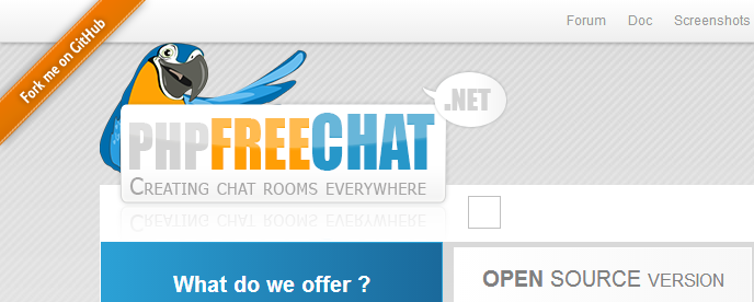 PHP Free Chat