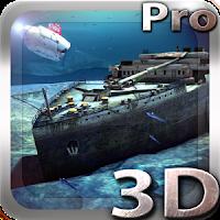 Download Titanic 3D Pro live wallpaper apk