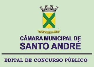 Apostila Câmara de Santo André (SP) 2015 - Oficial Legislativo.