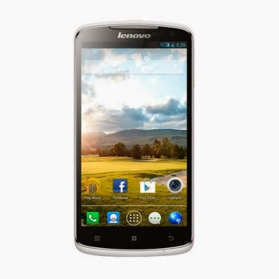 ebay : buy Lenovo Ideaphone S920 mobile (Quad Core) at Rs.9243 only