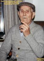 Oud-strijder-vuurkruiser Camil-Theofiel Bartsoen 1892-1995 op honderdjarige leeftijd
