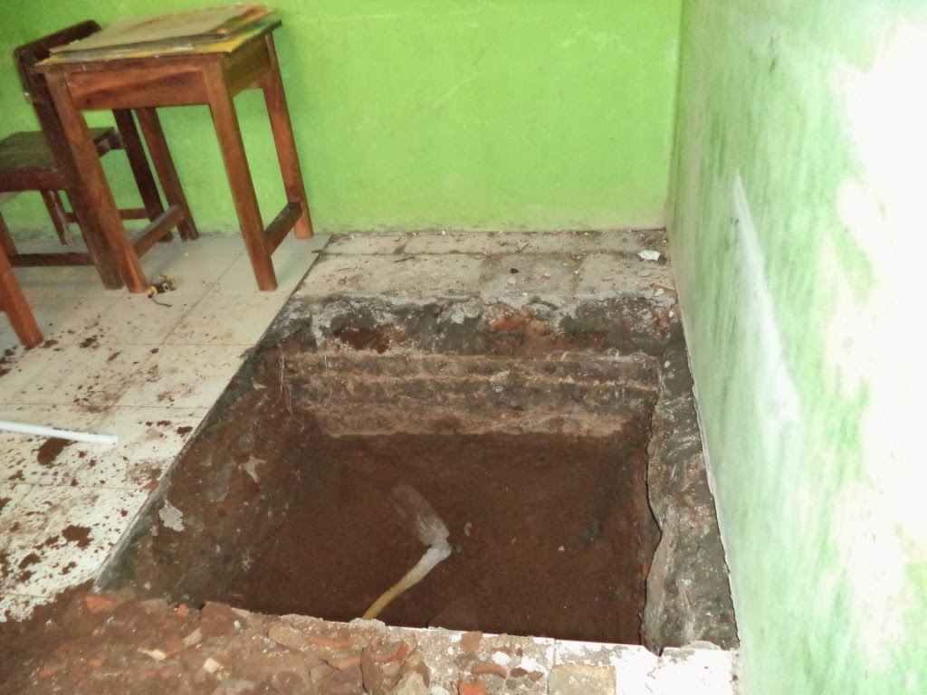 Renovasi Toilet Guru