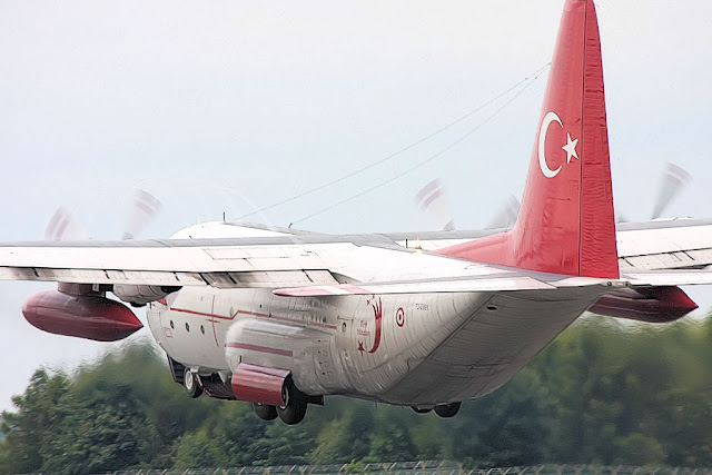 Turkish Stars C-130 Hercules