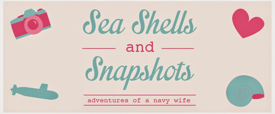 Sea Shells and Snapshots