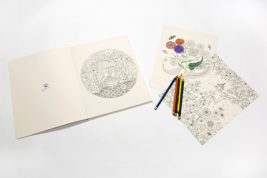 As You Can See From This Picture Above These Coloring Pages Are Spectacular SECRET GARDEN ARTISTS EDITION Would Make A Great Gift