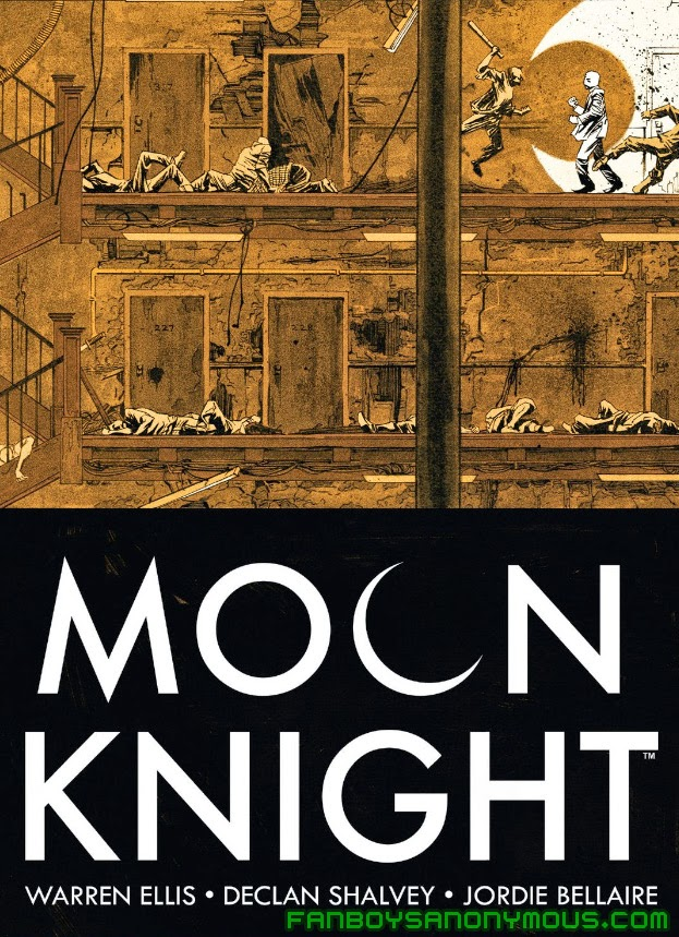 Read Moon Knight #5 digitally on the Comixology app for iOS and Android