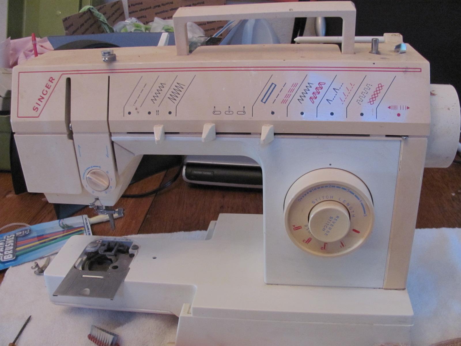the sewing machine rescue singer 5808c rh sewingmachinerescue blogspot com