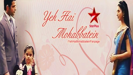 Yeh Hai Mohabbatein Episode 367 - 14th February 2015 | Drama Serial
