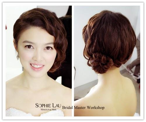 Bridal Makeup And Hair Master Class