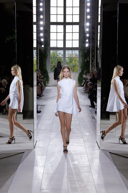 Balenciaga Spring 2014 Ready To Wear Collection