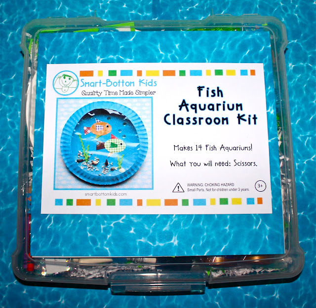 Classroom Aquarium Ideas ~ Smart bottom enterprises fish aquarium classroom kit