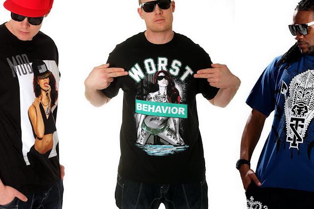 hip hop behavior