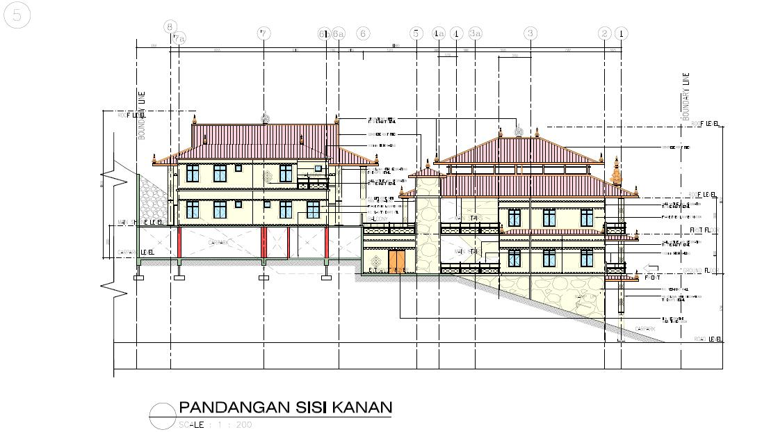 Side view of house plans for Building house with side views