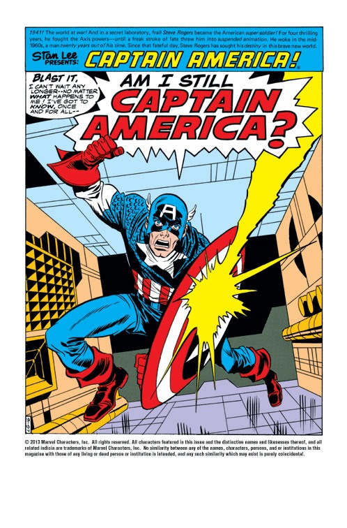 Captain America (1968) Issue #226 #140 - English 2