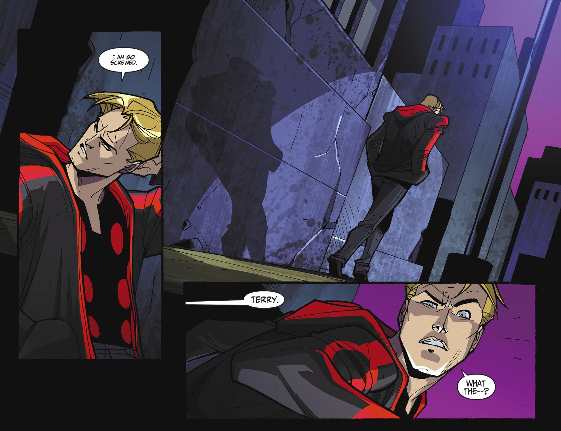 Batman Beyond 2.0 #17 #24 - English 21