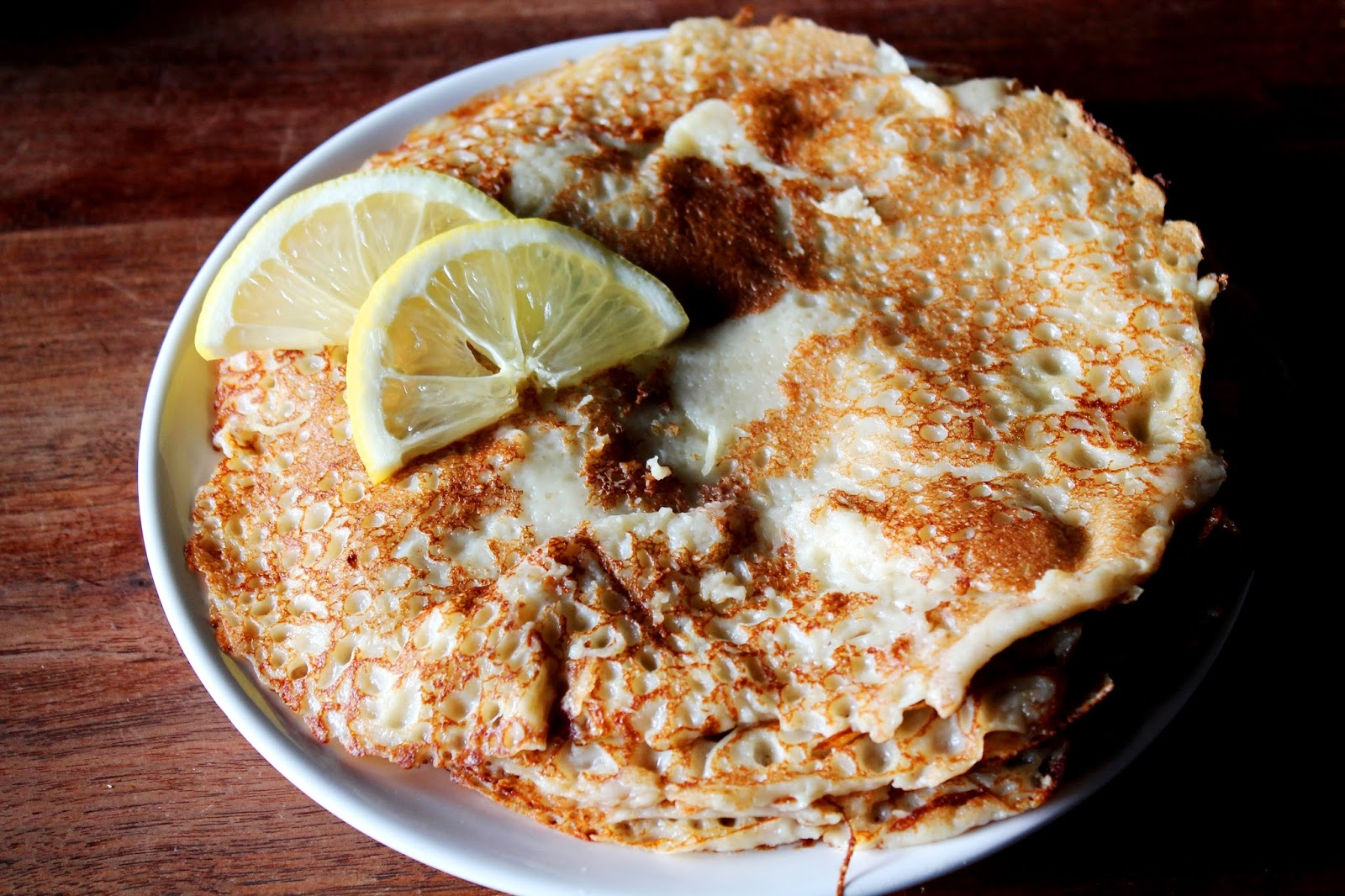 Crepes with lemon | Alinan kotona blog