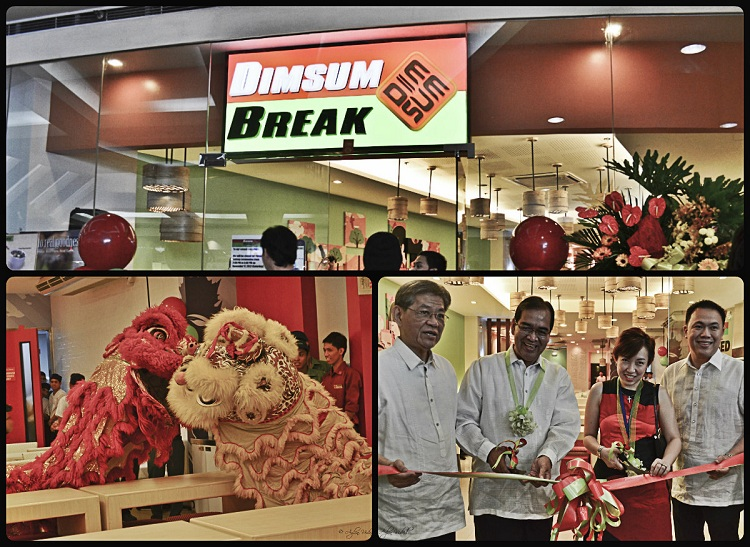 Dimsum Break opens at SM City North Edsa