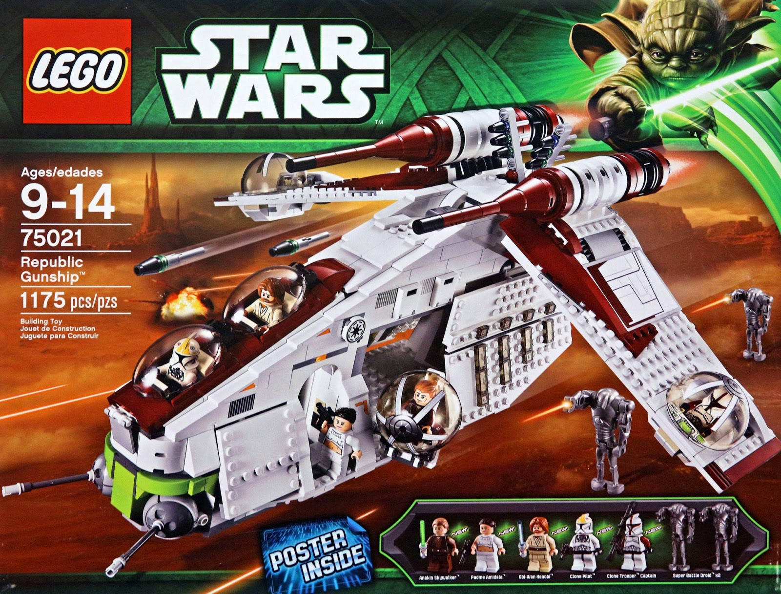 Diez mejores juguetes lego ni os top 10 top ten - Bd lego star wars ...