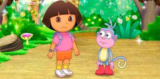 Juegos De Dora Dora Aventura En El Bosque Lorena Games