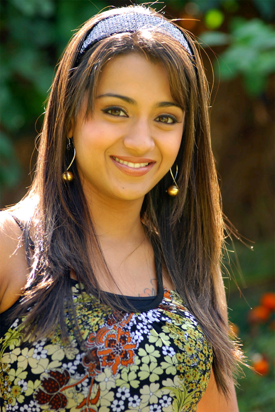 Trisha Krishnan - Picture