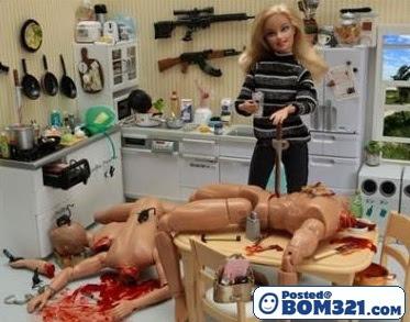 Barbie Doll Yang Brutal