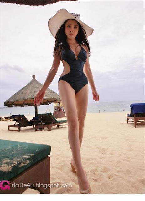 3 Liu Zhixi - Sanya-Very cute asian girl - girlcute4u.blogspot.com