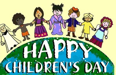 Our English Corner!: Universal Children's Day - November 20th