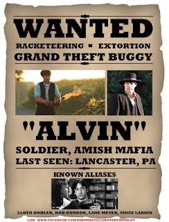 Amish Mafia Alvin