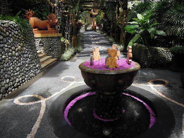 Bali, Wesco Fabarics, Sayan Ridge, Ubud, Kirana Spa