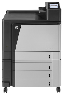 HP Color LaserJet M855x+ Driver Download