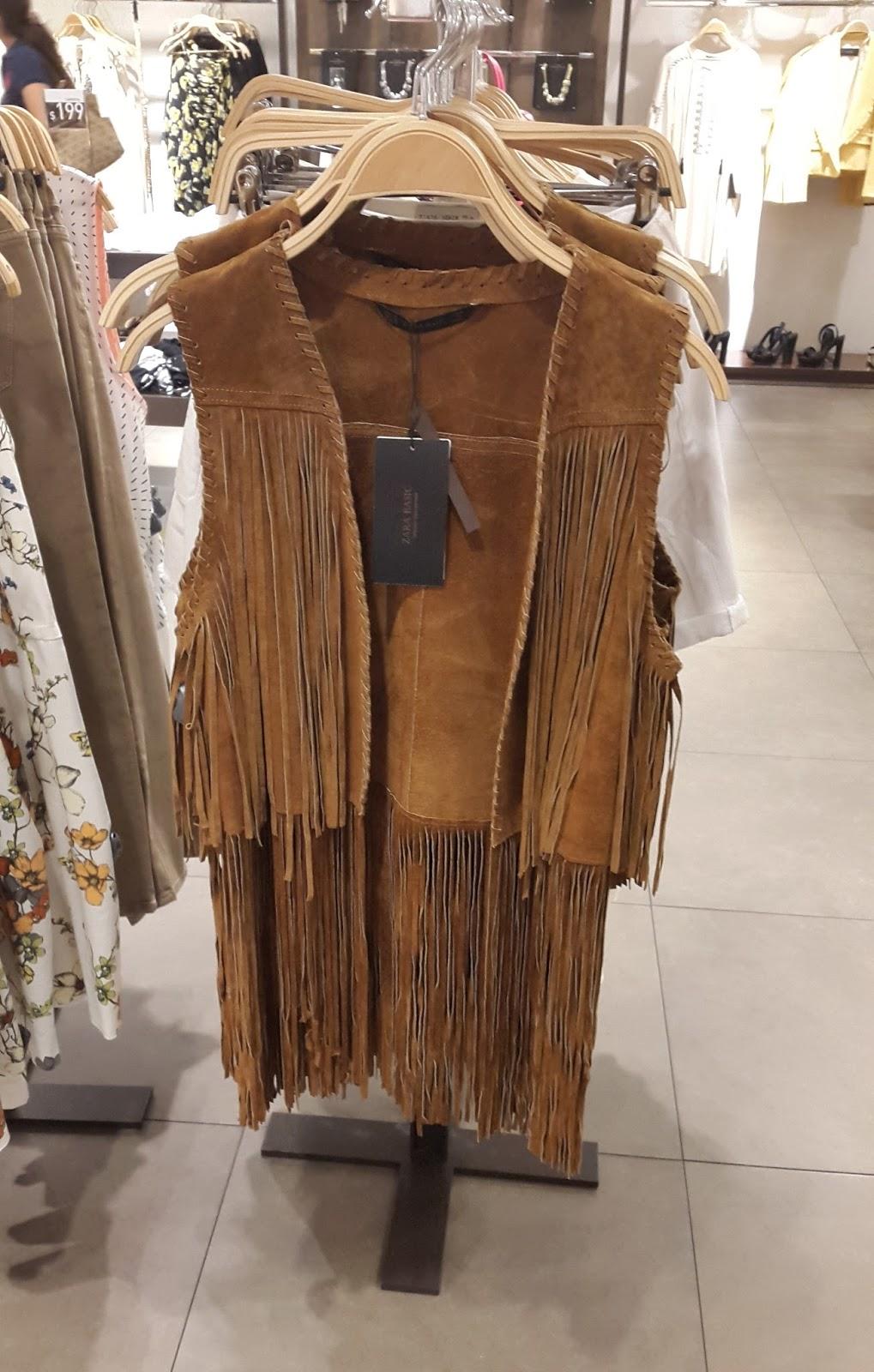 Mi Cliché  Crea tu outfit  chaleco con flecos 9197ce9fffa8