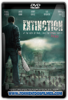 Extinction (2015) Torrent - Dual Áudio DVD-R