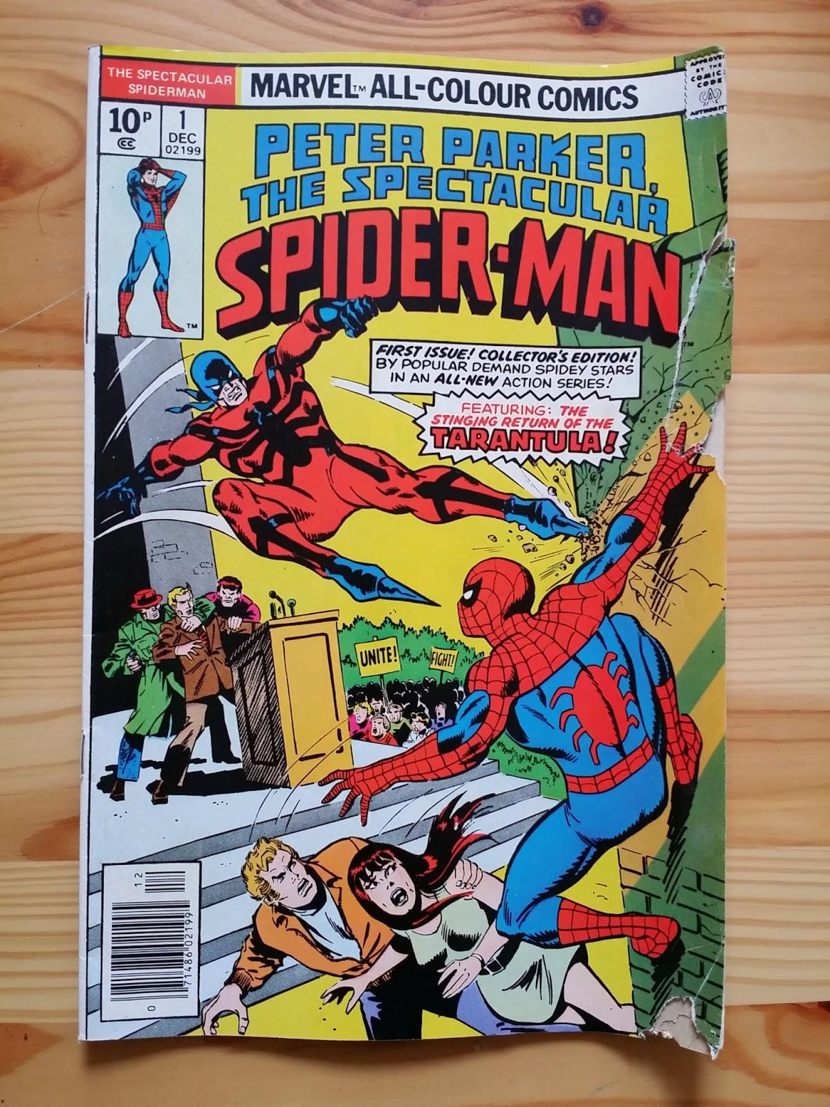 Marvel Peter Parker The Spectacular Spider Man