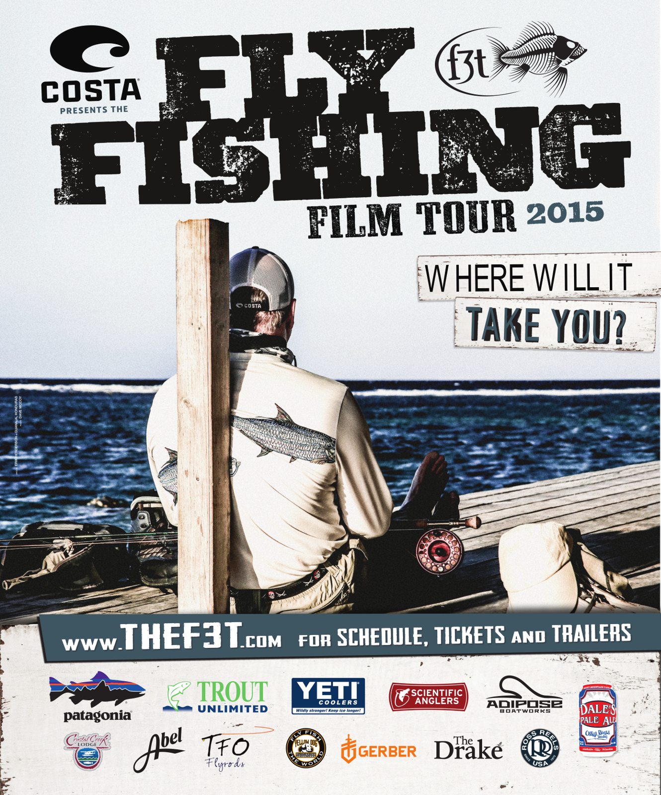 The F3T (Fly Fishing Film Tour)