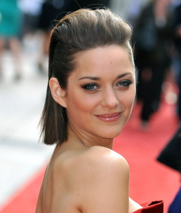 Hairstyles For Short Hair Night Out : Not to worry, all you short-haired ladies: You can add height on top ...