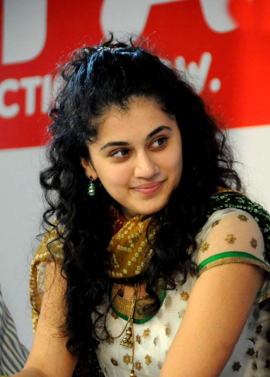 Tapsee Pannu - South Indian actress(Hot & Cool) | Pic-Max