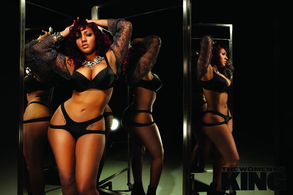 XSNRG Eye Candy: NIKKI B - Yaris Sanchez - Sheneka Adams ...