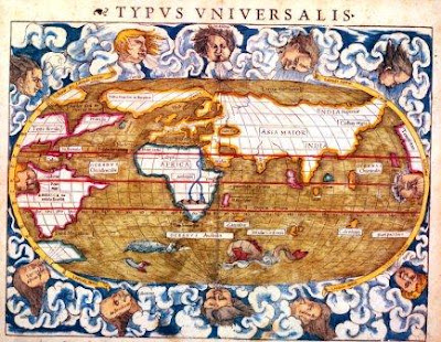 peta karya ptolemeus