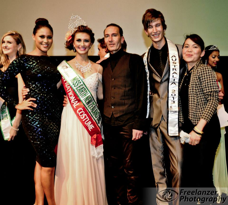 2013 Miss Earth New Zealand