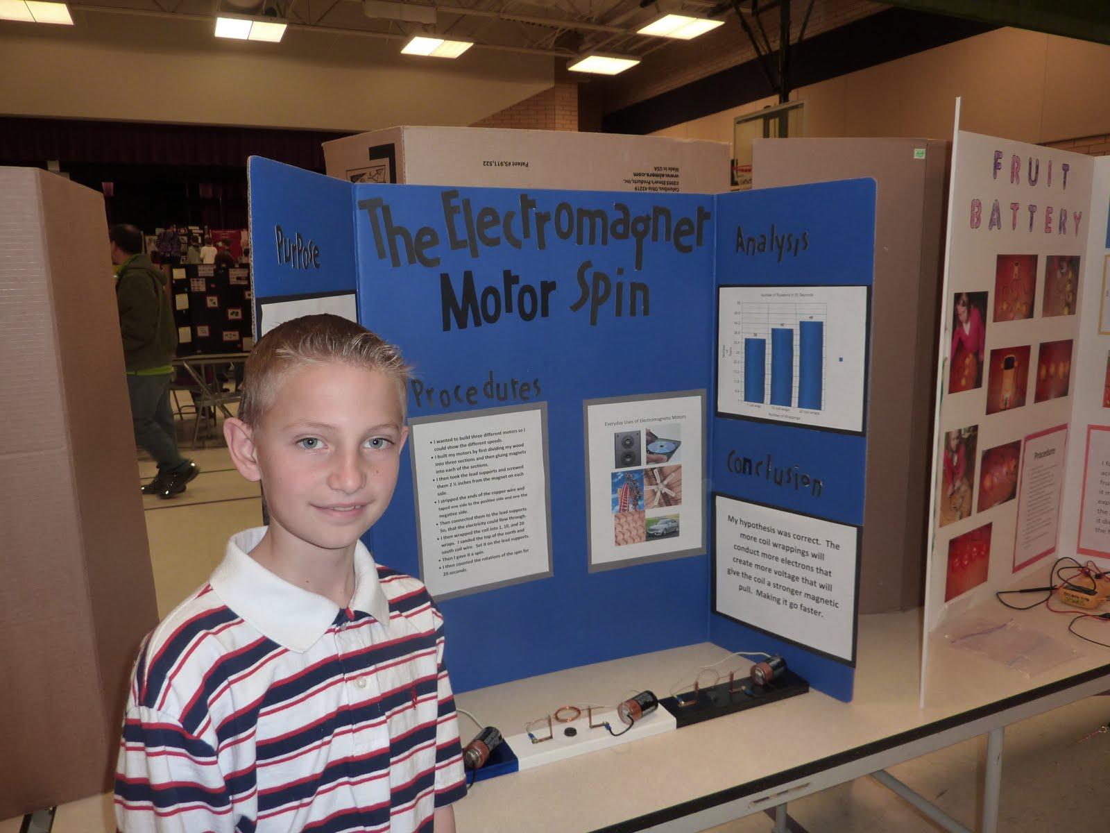 Electromagnet Science Project Car Interior Design