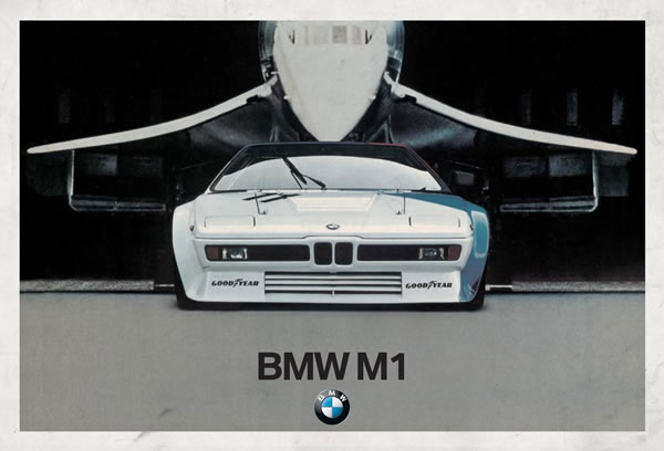 Tamerlane S Thoughts Concorde Bmw M1