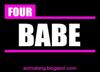 Ano tawagan niyo ng mahal mo? BABE