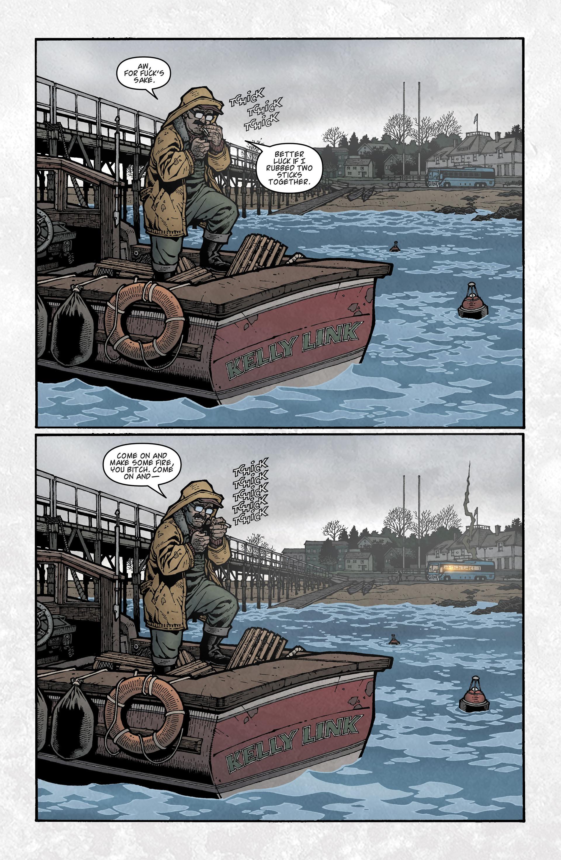 Locke & Key (2008) Issue #5 #5 - English 4