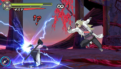 Download Game Naruto Shippuden Ultimate Ninja Heroes 3 | PC Game