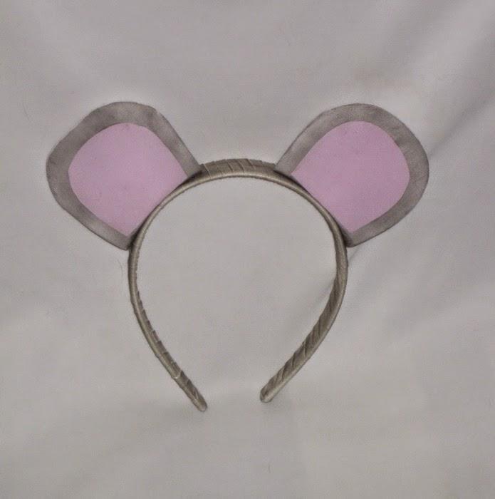 Как сделать ушки мышки своими руками 66