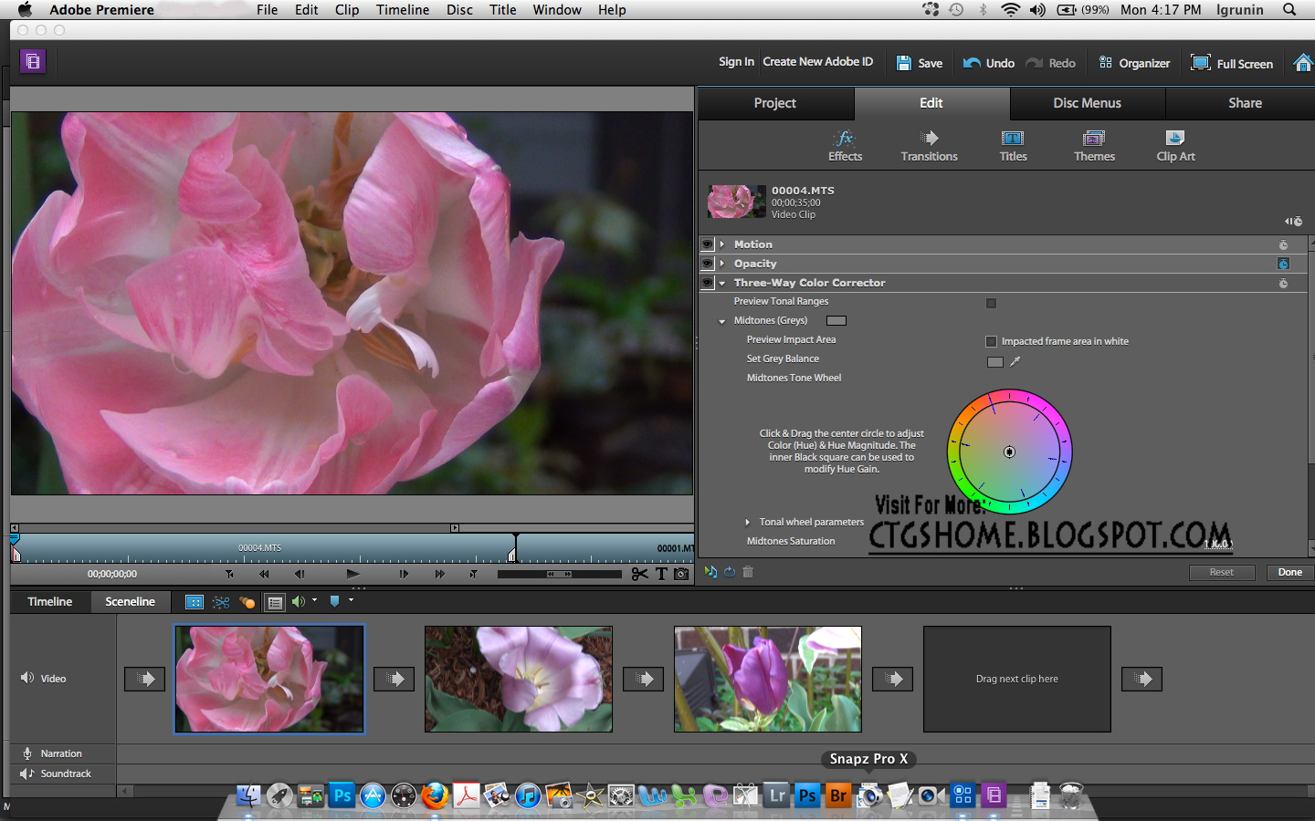 Download and install Adobe Premiere Elements