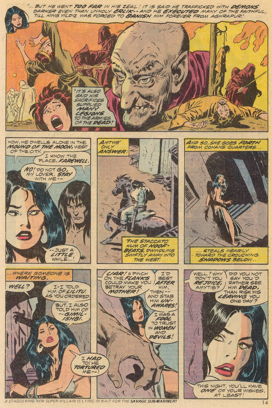 Conan the Barbarian (1970) Issue #38 #50 - English 9