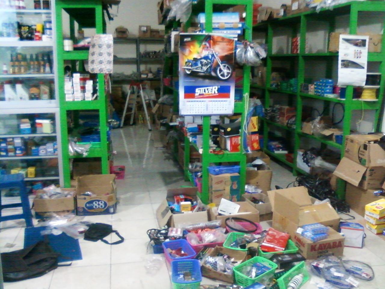 Kumpulan Variasi Motor Semarang | Modifikasi Yamah NMAX